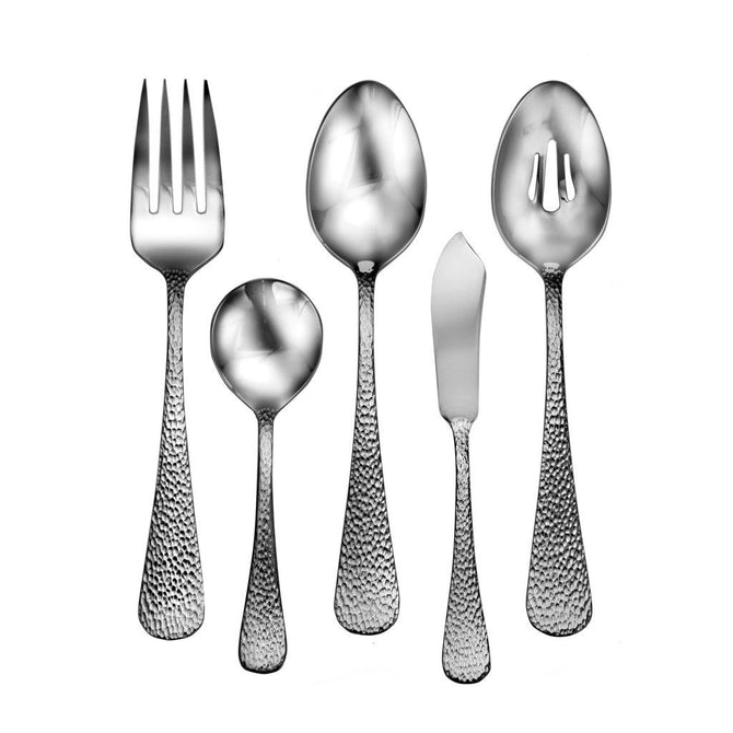 Providence serving set (SMI collection)