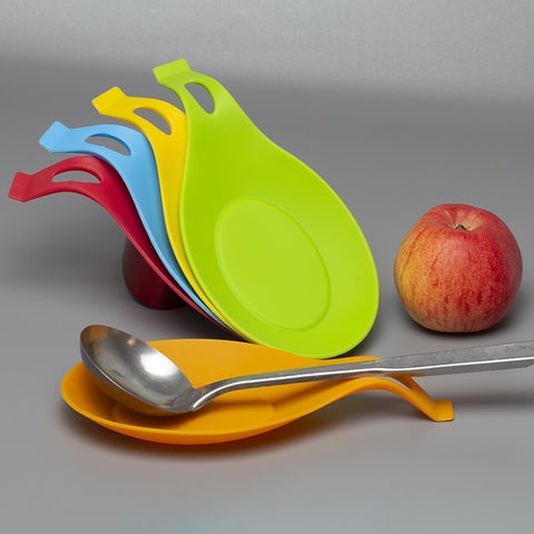 Food Grade  Silicone Spoon  Mat Silicone Heat