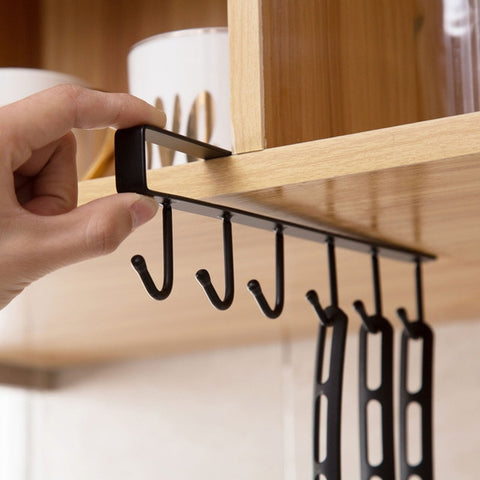 Bearing Stronger Free of Punch Storage Shelf