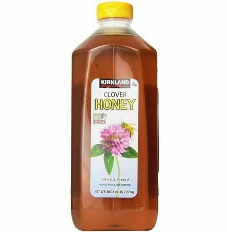 Kirkland Signature Pure Honey, 5 lb