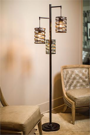 Brady 3-Arm Floor Lamp