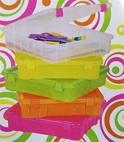 Creative Options Project Boxes (Pack of 5)
