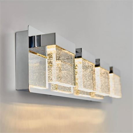 Artika Bubble Cube 4 Light LED Vanity Light