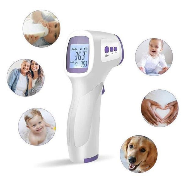 Non-contact Handheld Infrared Portable Body Thermometer