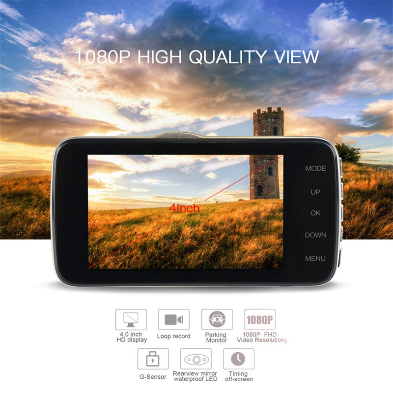 1080P HD Dual Lens Car Dash Cam_4