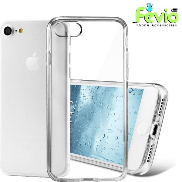Apple iPhone Clear Silicone Case
