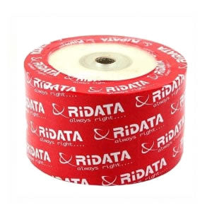 Ritek Ridata DVD-R 16x White Printable 50 pcs