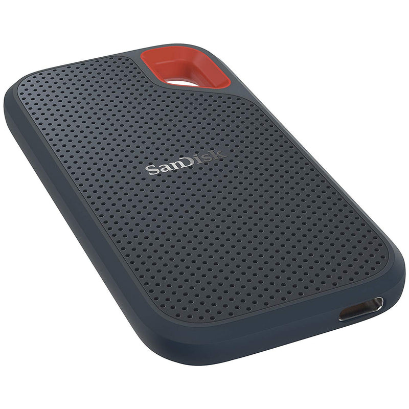 SanDisk 250GB Extreme Portable SSD USB3.1 Type-C & Type-A SDSSDE60-250G-G25