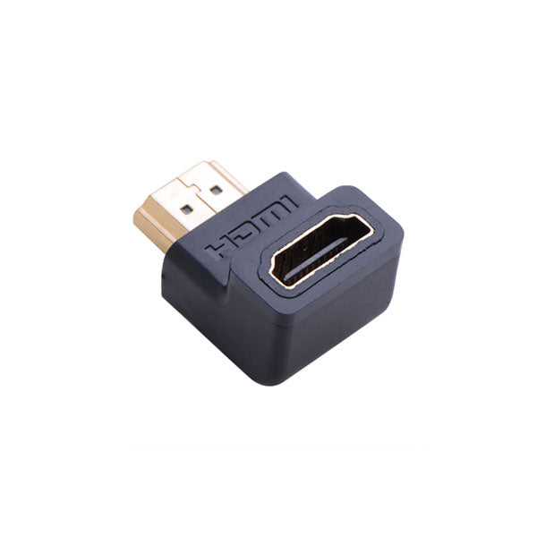 UGREEN HDMI female to female adapter (90 Degree Down) (20109)