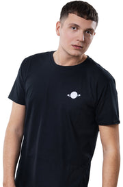 Saturn T-Shirt (with embroidered logo)