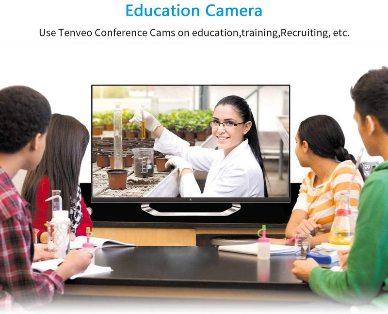 Video Conference Camera 10X Optical Zoom Full HD 1080p USB PTZ Camera for Business MeetingsAudio & Video Accessories - Madshot