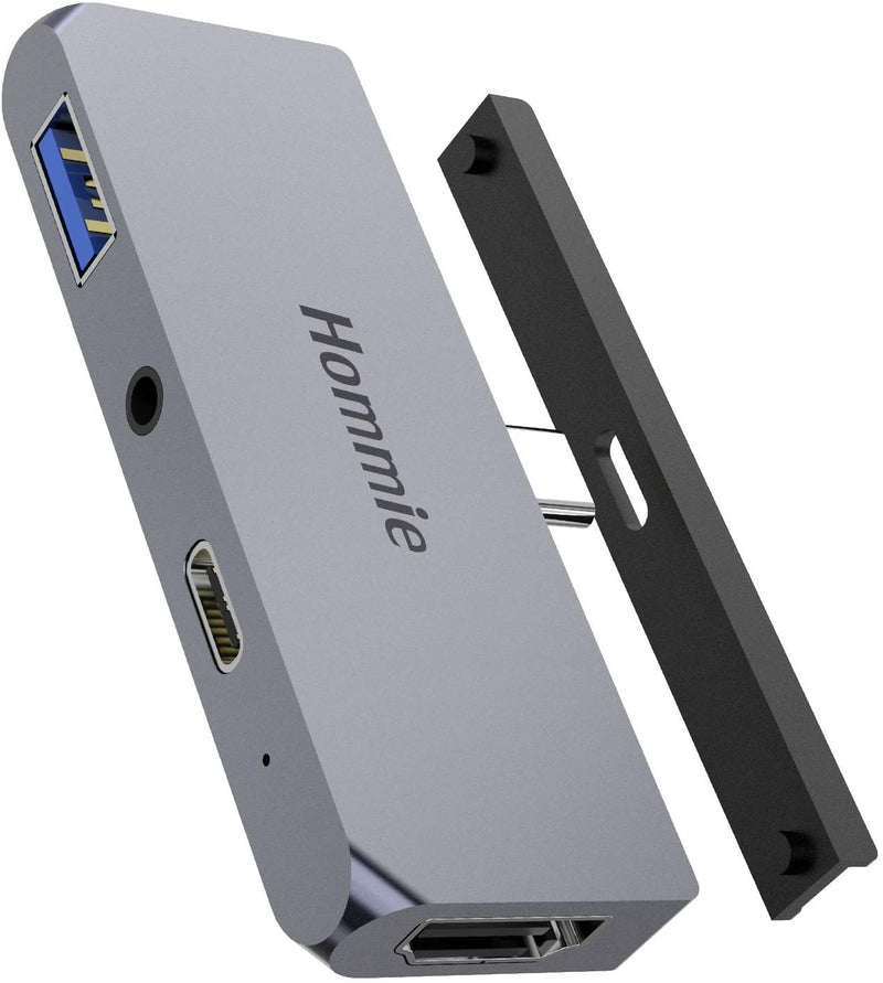 Madshot - USB Type-C Hub with USB-C PD Charging - 4K HDMIUSB Hubs - Madshot