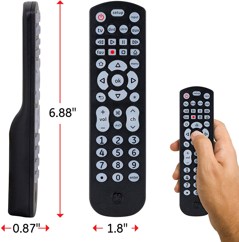 Universal Remote Control for Smart & Dumb Tv's/ Streaming player - Madshot
