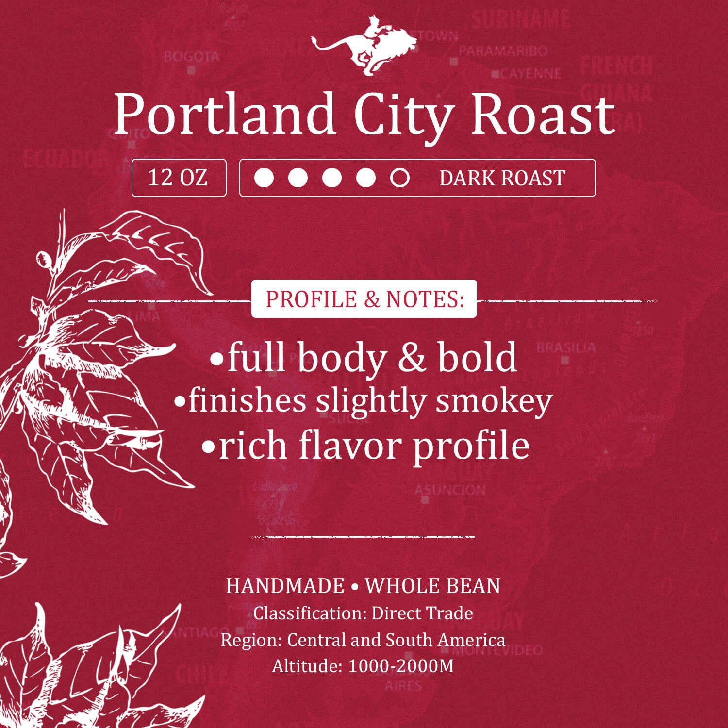 Portland City Roast - Douglas Coffee