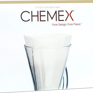 CHEMEX® BONDED FILTERS UNFOLDED HALF MOON