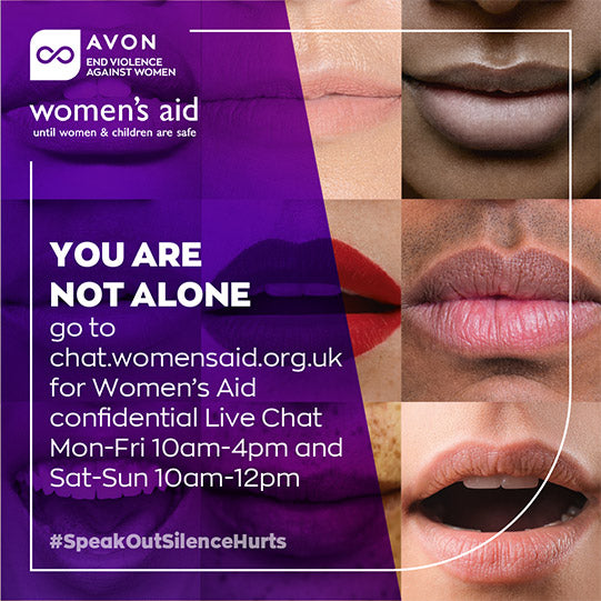 Women's aid live chat