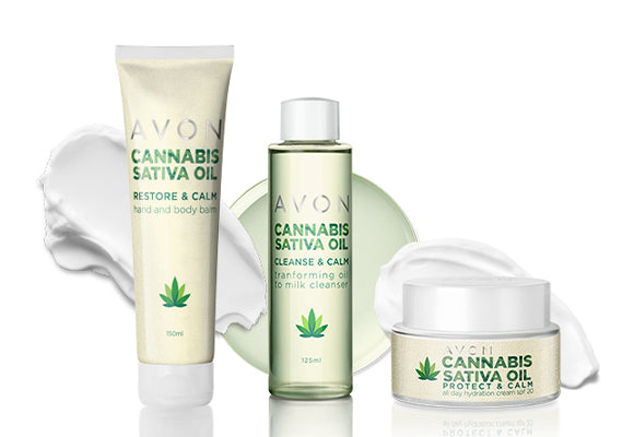 Cannabis Sativa Oil Products