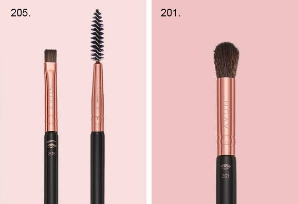 Make-Up Brushes For Your Eyes