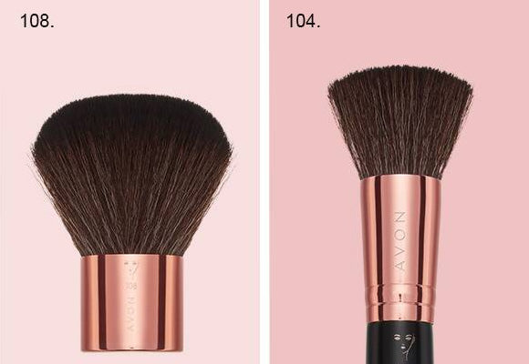 Make-Up Brushes For Your Face