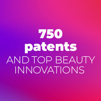 750 patents and top beauty innovations