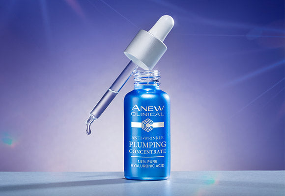 Hyaluronic Acid Anti-Wrinkle Plumping Concentrate