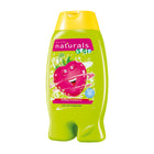 Kids Swirling Strawberry Body Wash & Bubble Bath - 250ml