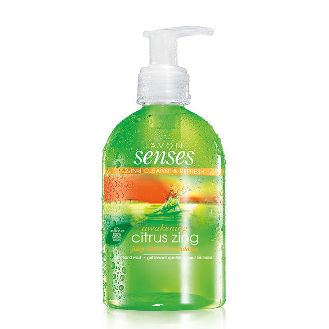 Citrus & Mandarin Hand Wash - 250ml