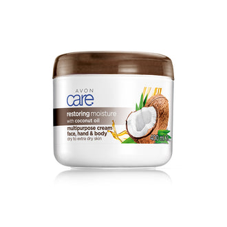 Coconut Oil Multipurpose Cream - 400ml