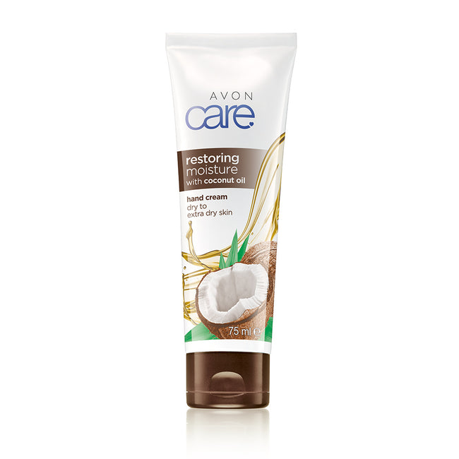 Coconut Oil Hand Cream - 75ml