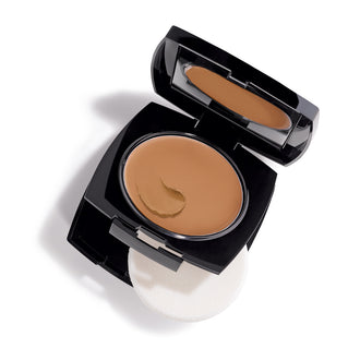Avon True Mattifying Cream-To-Powder Foundation Compact SPF12