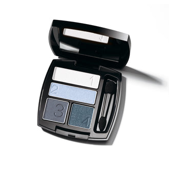 True Colour Perfect Wear Eyeshadow Quad