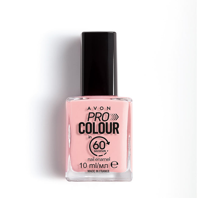 Pro Colour In 60 Seconds Nail Enamel