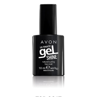 Ultimate Gel Shine Natural Curing Top Coat