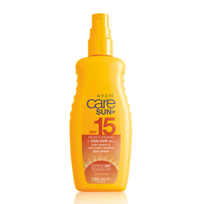 Moisturising Sun Cream Spray SPF15 - 150ml