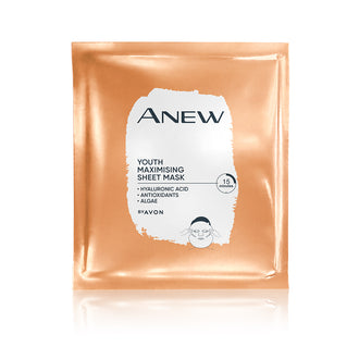 Anew Youth Maximising Sheet Mask