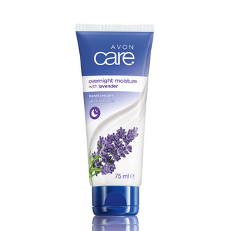 Lavender Overnight Moisture Hand Cream - 75ml