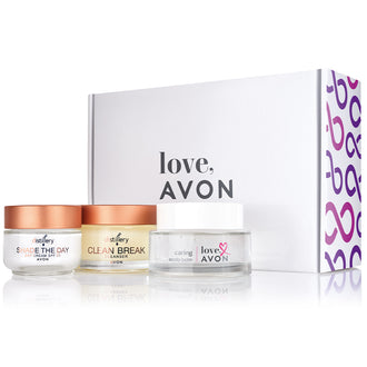 Love, Avon Cancer Care Pack