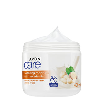Macadamia Nut Oil Multipurpose Cream - 400ml