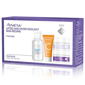 Anew Platinum Lifted & More Resilient Skin Regime