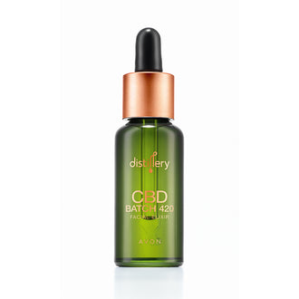 Distillery CBD Batch 420 Facial Elixir