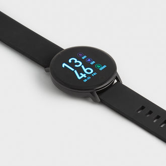 Kiah Smart Watch - Black