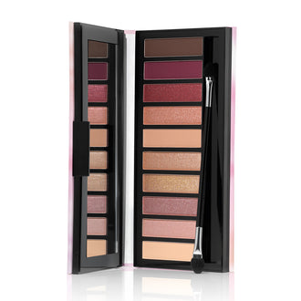 Radiant Rose Eyeshadow Palette