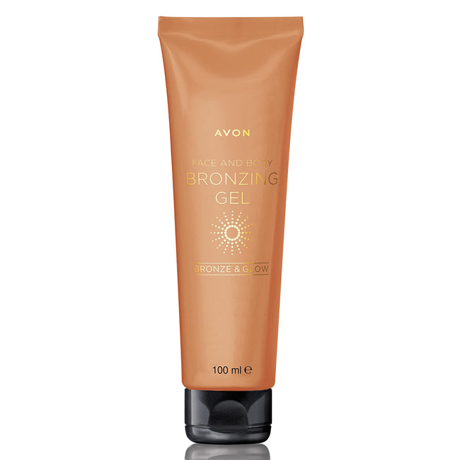 Bronze & Glow Face And Body Gel - 100ml