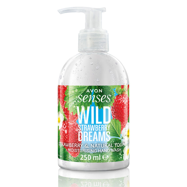 Wild Strawberry Dreams Daily Hand Wash - 250ml