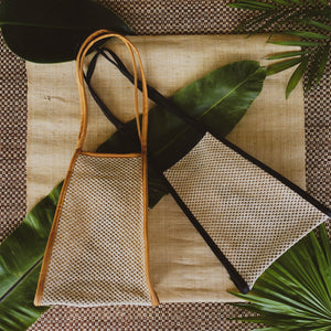 Bitbit is a handmade bag perfect for the beach