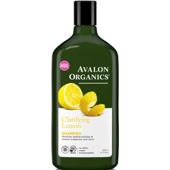 Avalon Organics Clarifying Lemon Shampoo 325ml