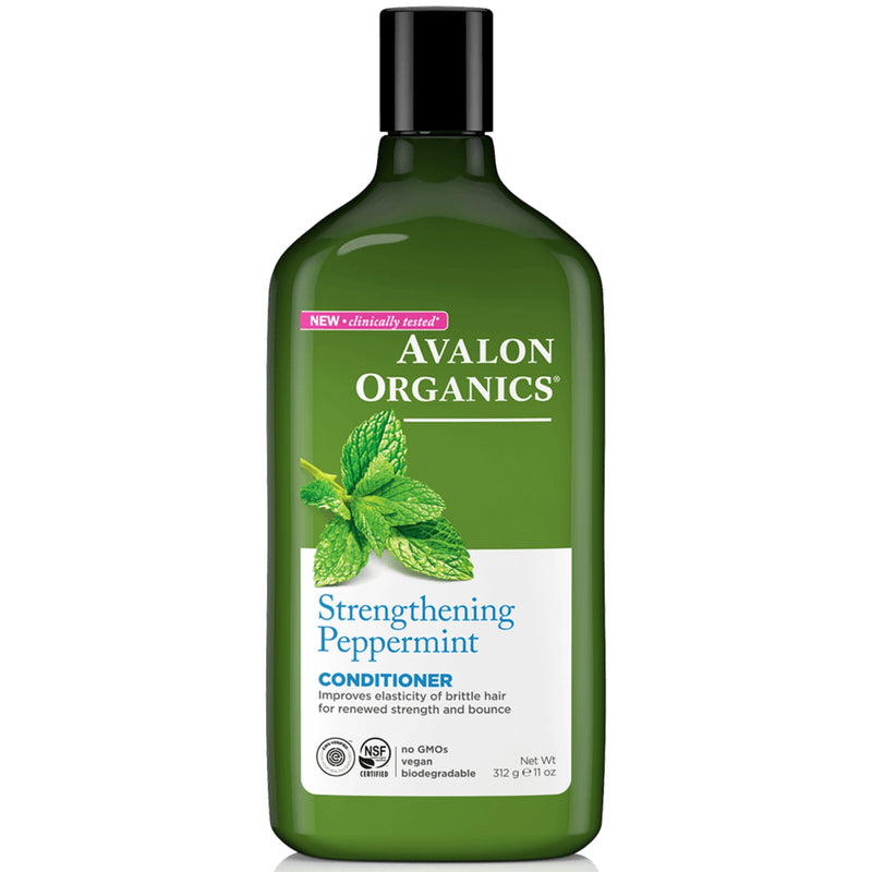 Avalon Organics Strengthening Peppermint Conditioner 235ml