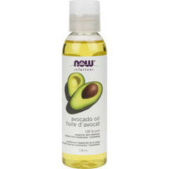 Now Avocado Oil 100% Pure 118ml