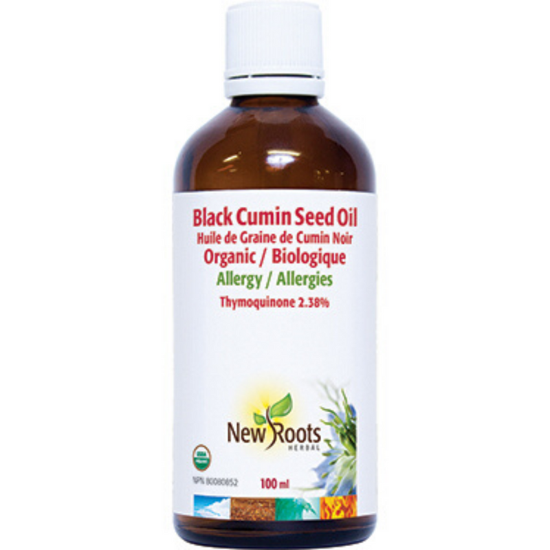 New Roots Black Cumin Seed Oil 100ml