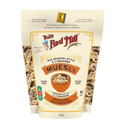 Bob's Old Country Style Muesli 510g